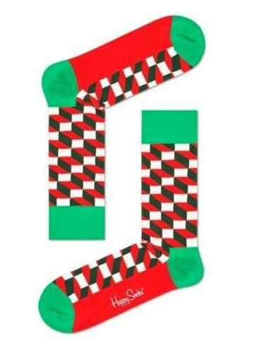 Happy Socks skarpetki FIO01-4350 R.41-46 KRATKA