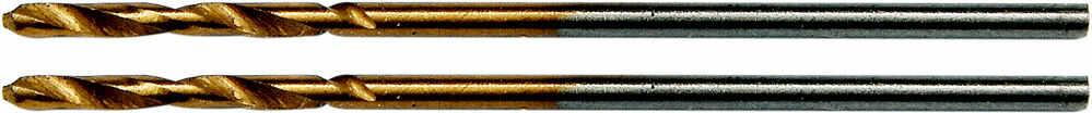 YT-44630 Wiertło do metalu HSS-TiN 1mm - 2 sztuki