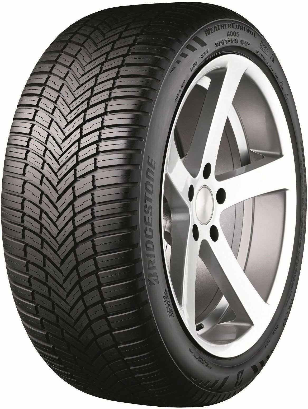 Bridgestone A005 WEATHER CONTROL 255/40 R19 100 V