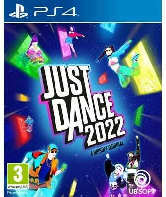 Gra PS4 Just Dance 2022