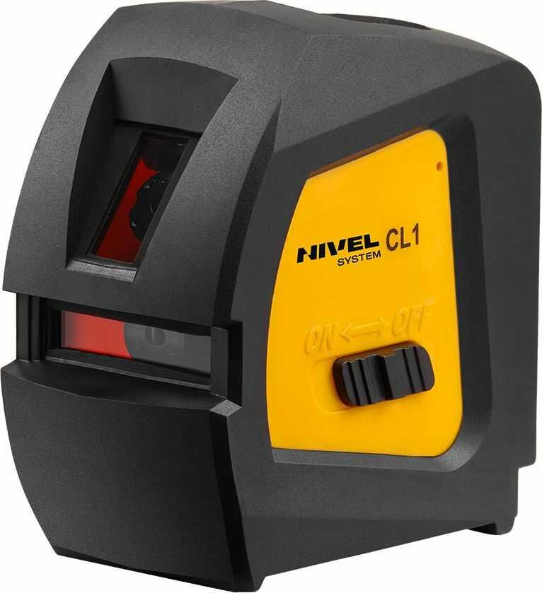 Laser krzyżowy Nivel System CL1