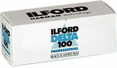 Ilford delta 100/120