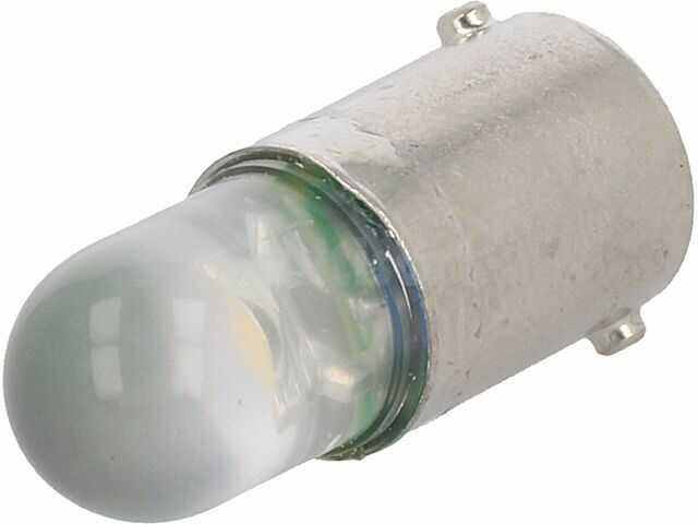 Lampka LED biały BA9S 220VDC