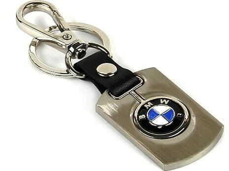 Brelok ruchome logo - BMW
