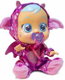 IMC Toys Cry Babies - Płacząca lalka bobas Bruny 99197