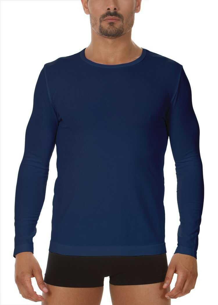 Koszulka Męska Termoaktywna z DŁUGIM rękawem. Elastyczna