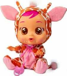 IMC Toys Cry Babies - Płacząca lalka bobas Gigi Żyrafa 90194