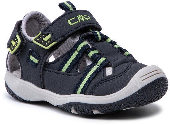 Sandały Baby Naboo Hiking Sandal 30Q9552 Szary