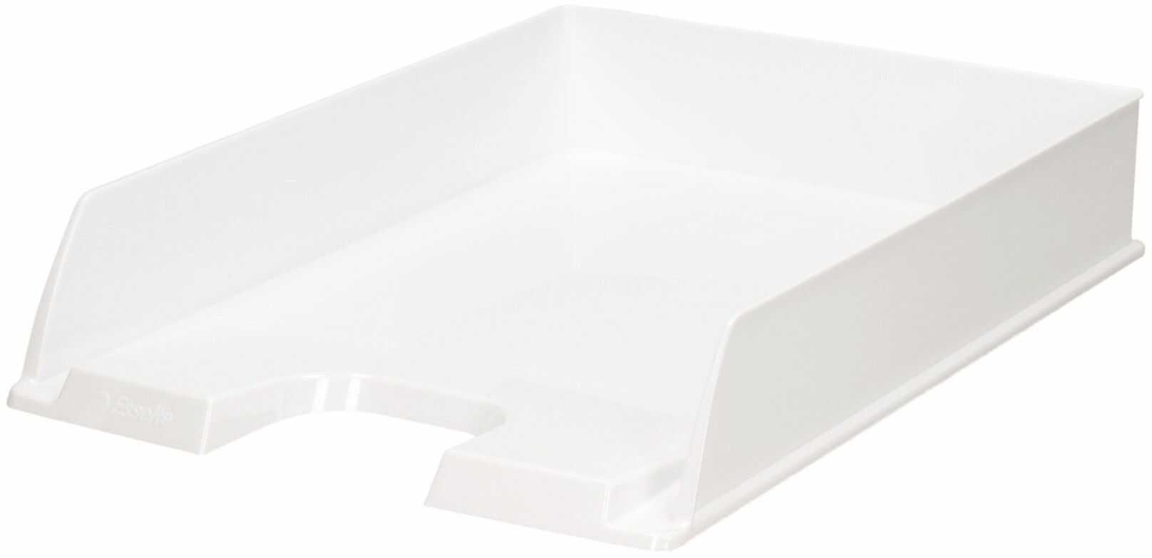 Półka dokumenty A4 biała Europost Vivida