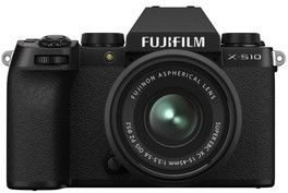 Aparat Fujifilm X-S10 + XC 15-45mm