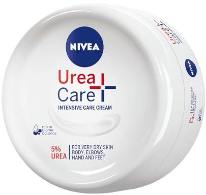 Nivea Urea + Care krem do ciała, rąk i stóp 300 ml