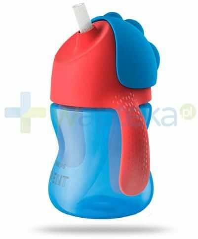 Avent Philips kubek z giętką słomką 200 ml dla dzieci 9m+ [SCF796/01]