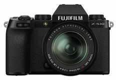 Aparat Fujifilm X-S10 + XF 18-55 mm
