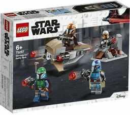LEGO Star Wars - Zestaw bojowy Mandalorianina 75267