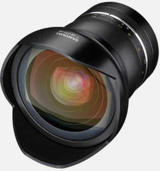 Obiektyw Samyang 14 mm f/2.4 XP Premium Nikon AE Wyprzedaż
