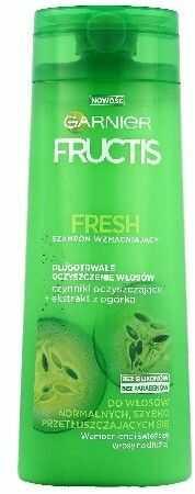 Garnier Fructis Fresh szampon wzmacniający do włosów przetłuszczających 400ml