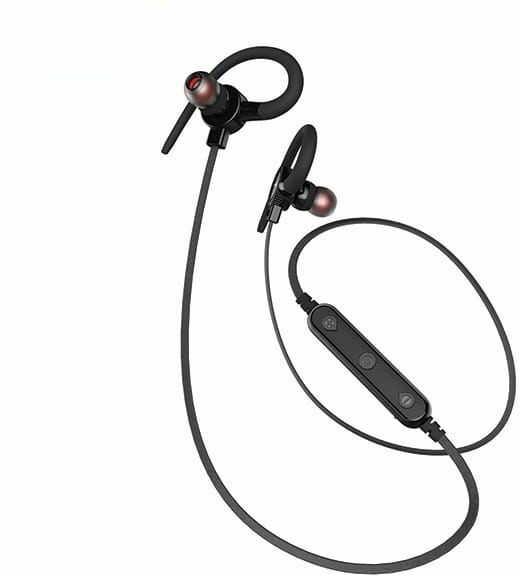 AWEI słuchawki sportowe Bluetooth B925BL czarny/black