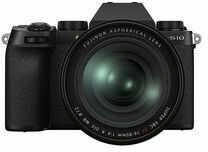 Aparat Fujifilm X-S10 + XF 16-80 mm