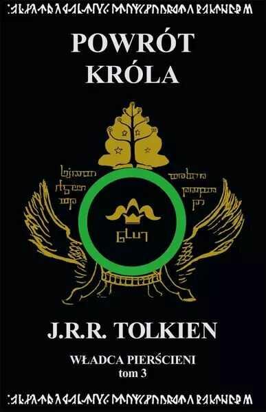 Władca Pierścieni Tom 3: Powrót króla - J.R.R. Tolkien