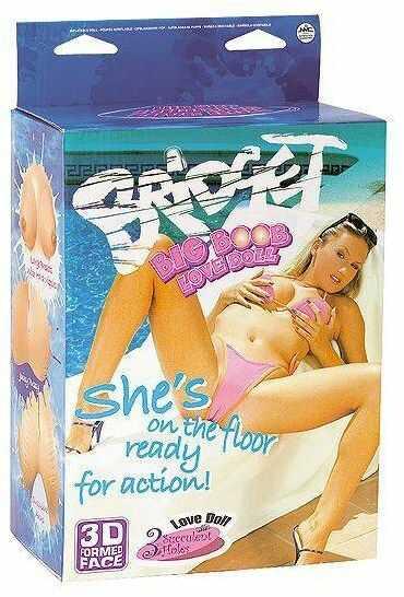 Dmuchana Lalka Bridget Big Boob 3 Otwory w Kostiumie Kąpielowym 100% ORYGINAŁ DYSKRETNA PRZESYŁKA