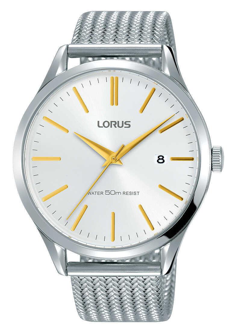 Zegarek Lorus RS925DX9 Męski Klasyczny WR 50M Datownik