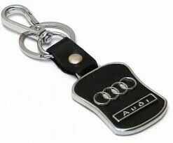 Brelok metal i skóra (3) - Audi