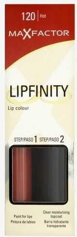 Pomadka Max Factor Lipfinity Lip Color 120 Hot