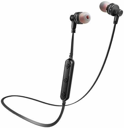 AWEI słuchawki sportowe Bluetooth B990BL czarny/black