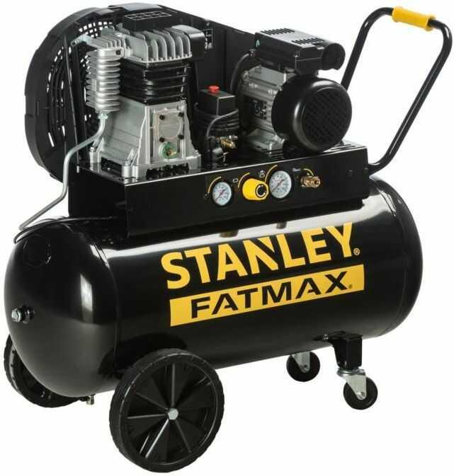 STANLEY SPRĘŻARKA OLEJOWA 100L 2.0KM 230V 10 Bar FATMAX