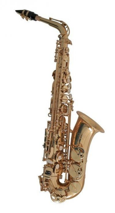 Conn AS501 saksofon altowy (z futerałem)