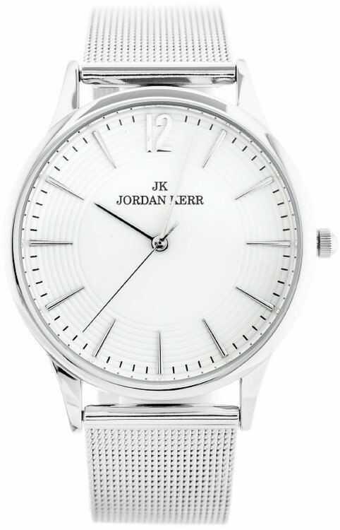 ZEGAREK DAMSKI JORDAN KERR - G3018 (zj981c) silver