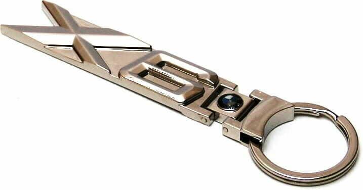 Brelok metalowy - BMW X6