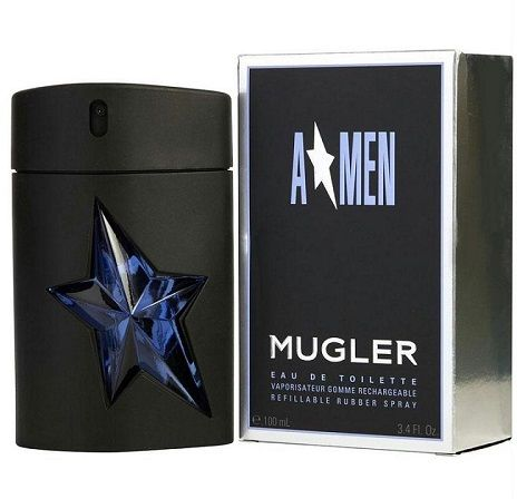 Thierry Mugler A Men w Gumie woda toaletowa Refillable - 100ml