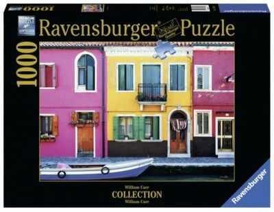 Puzzle Ravensburger 1000 - GRAZIELLA, BURANO
