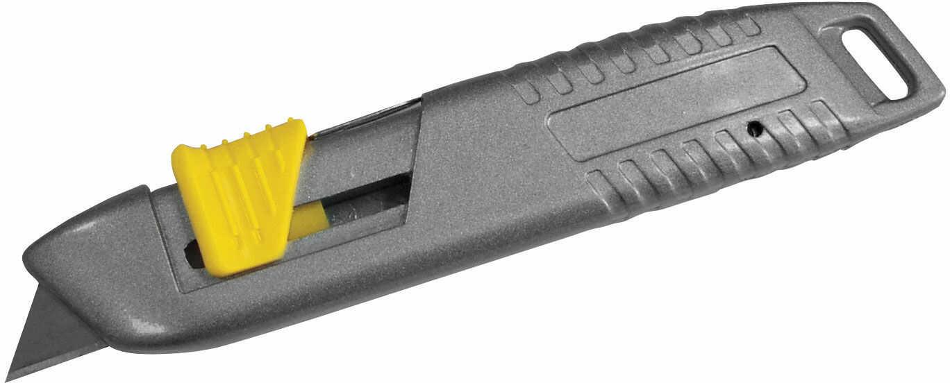 Nożyk bezpieczny, ostrze chowane 62mm proline