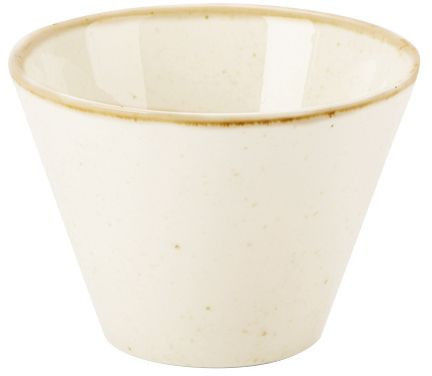 Spodek do filiżanki do espresso Olive 115 mm porcelana Fine Dine 778074