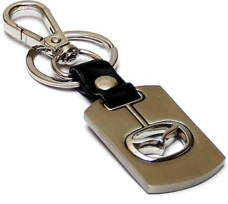 Brelok ruchome logo - Mazda