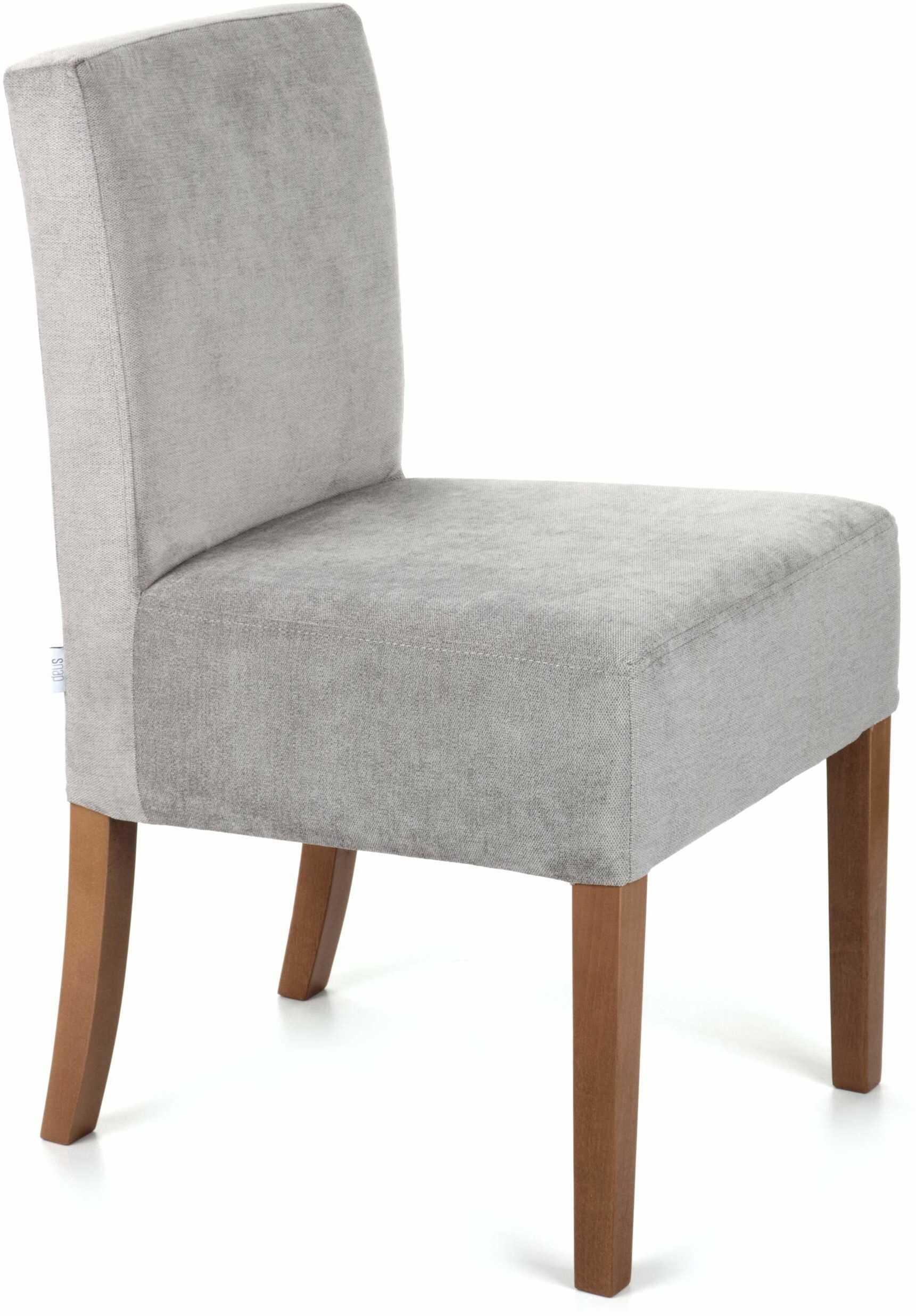 Krzesło Simple 85, proste, klasyczne, o optymalnej wysokości, tapicerowane, minimalistyczne, w stylu sklandynawskim, wygodne, do jadalni, do kuchni, do restauracji