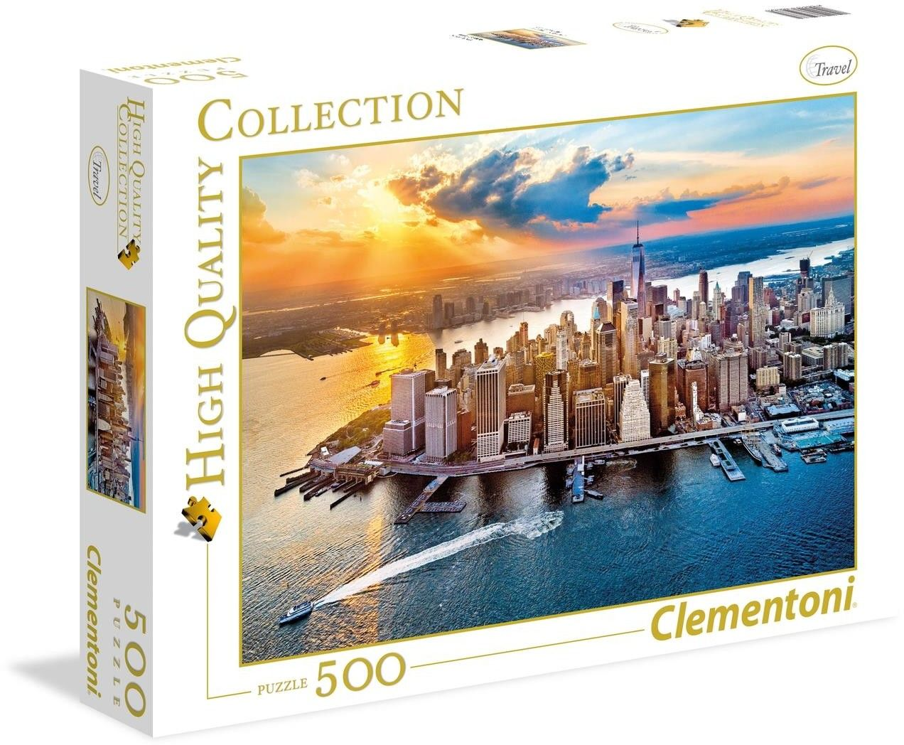Puzzle Clementoni 500 - HQ New York