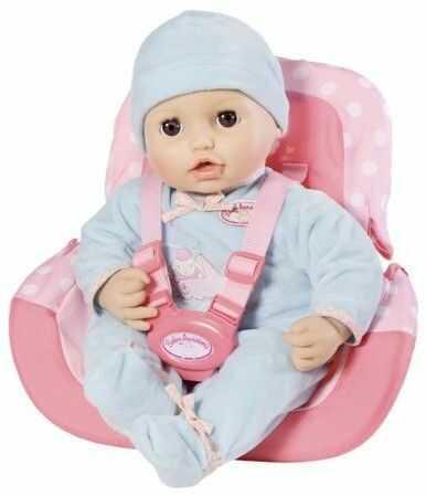 Baby Annabell - Fotelik samochodowy Active dla lalki 705964