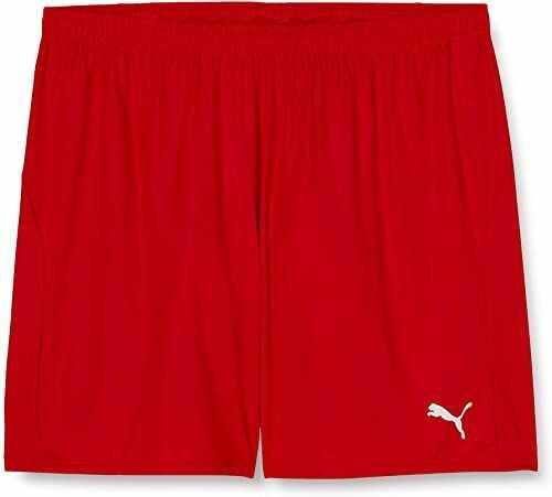 PUMA Męskie szorty Liga Core czerwony Puma Red-Puma White l