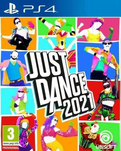 Just Dance 2021 PS 4 Używana