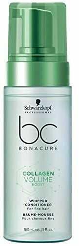 Schwarzkopf Professional BC Bonacure Volume Boost odżywka w piance do włosów delikatnych 150 ml