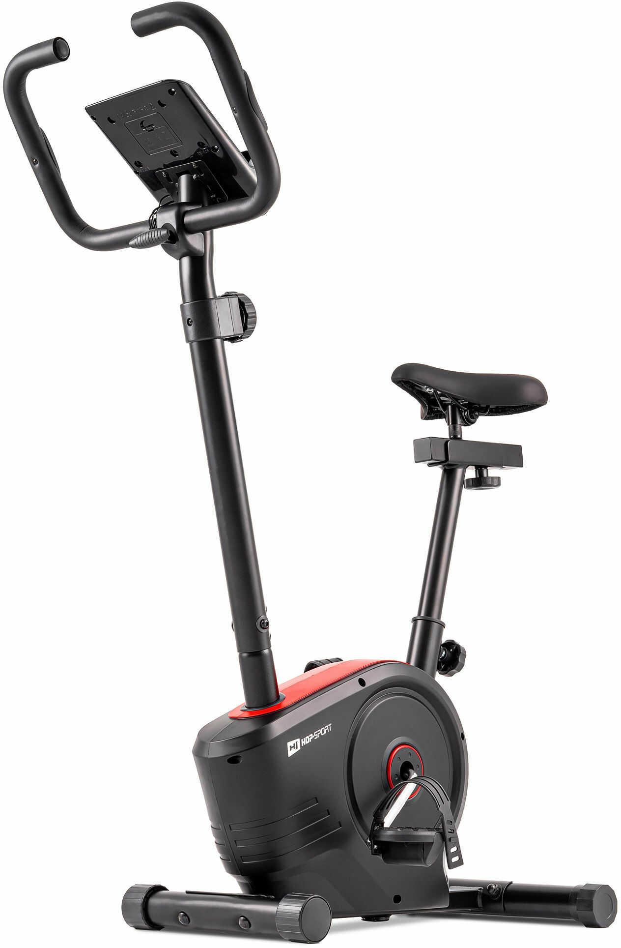 Rower magnetyczny HS-2050H Sonic Czerwony