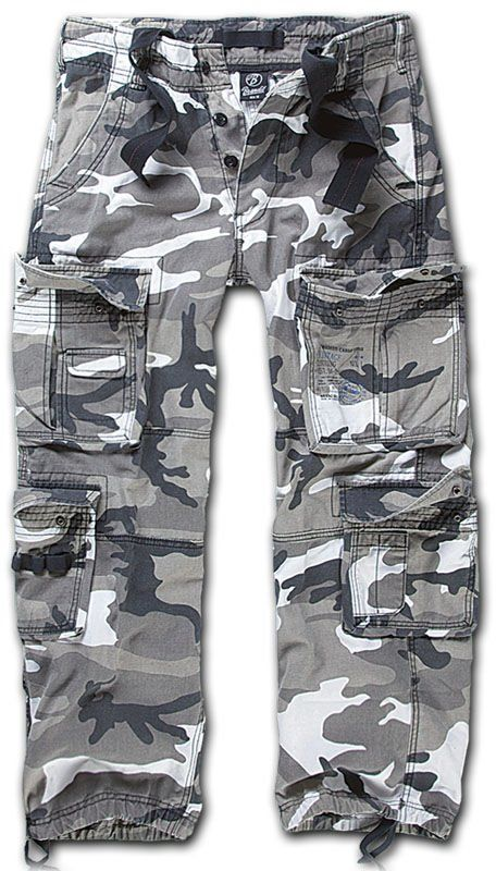 Spodnie wojskowe Brandit Pure Vintage Urban (1003-15)