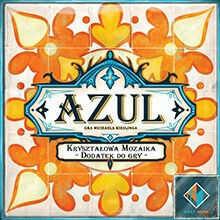 Dodatek do gry Azul Kryształowa Mozaika