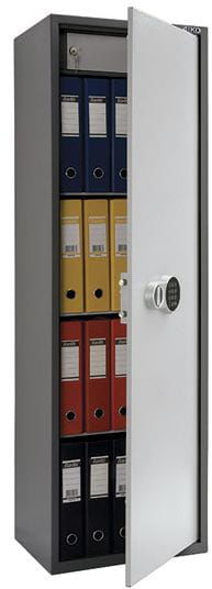 Sejf elektroniczny na segregatory SL 150T EL Valberg