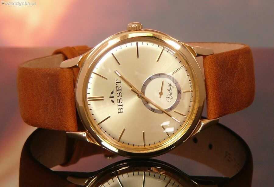 Zegarek Męski Bisset na Prezent