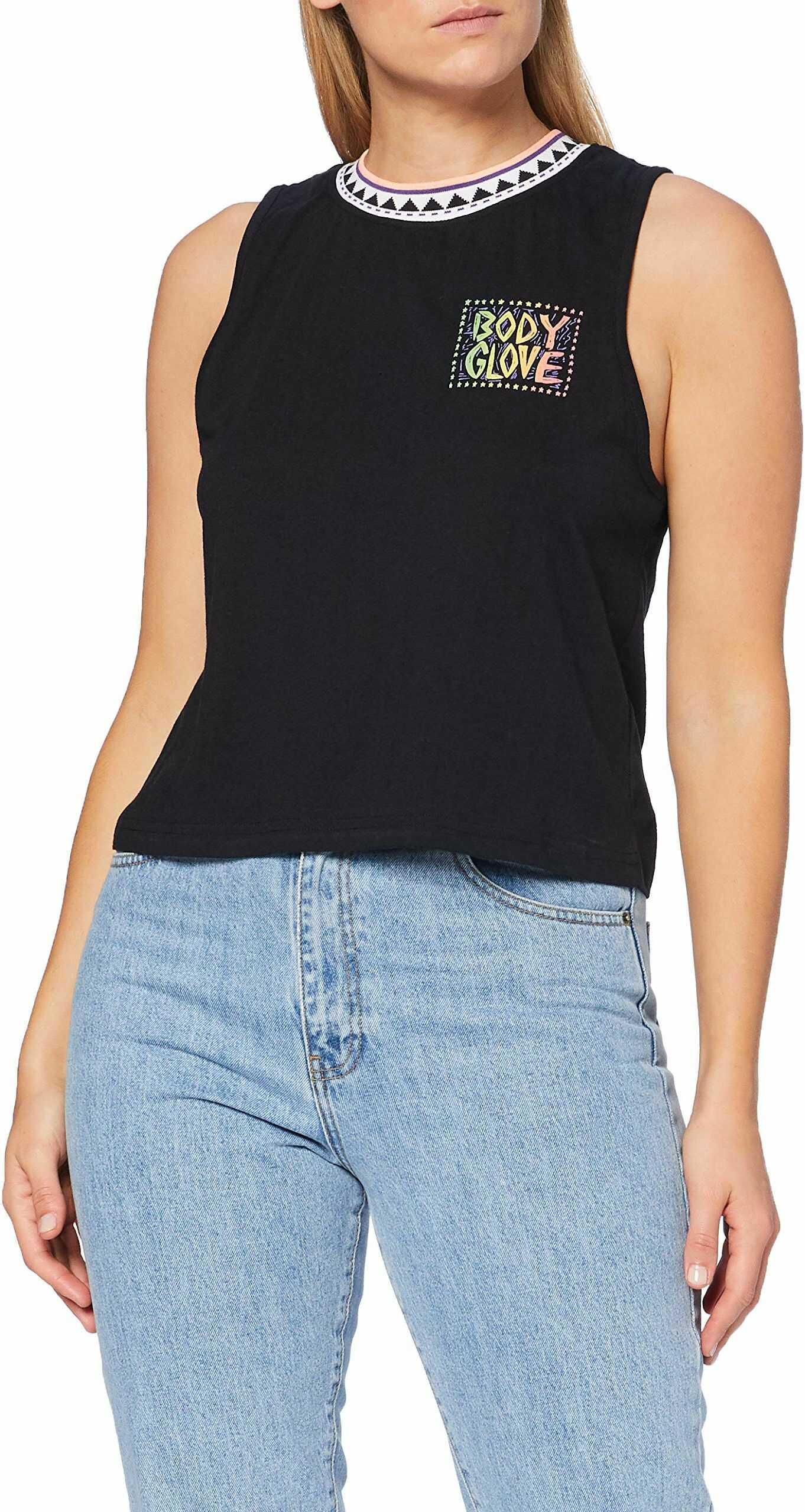 Body Glove Kamizelka damska Woodcut Vest, czarna, XS