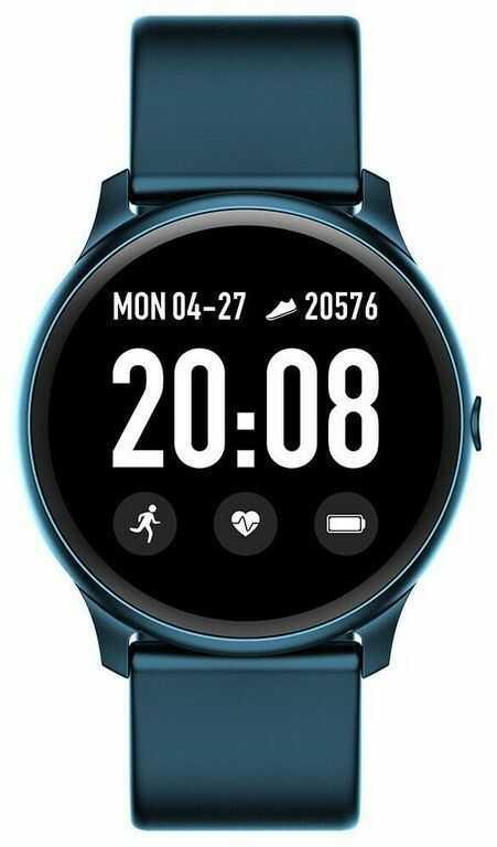 ZEGAREK MĘSKI Rubicon Smartwatch - blue (zr605c)